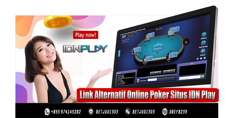 Link Alternatif Online Poker Situs IDN Play